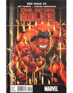 Fall of the Hulks: Red Hulk No. 2