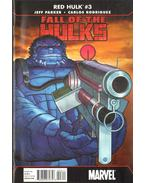 Fall of the Hulks: Red Hulk No. 3