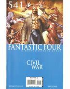 Fantastic Four No. 541