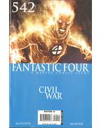Fantastic Four No. 542
