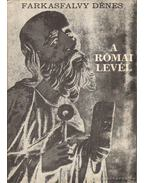 A római levél - Farkasfalvy Dénes