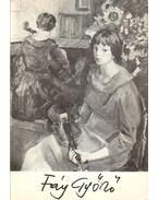 Fáy Győző festőművész kiállítása (meghívó)