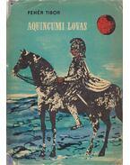 Aquincumi lovas - Fehér Tibor