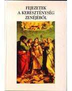 Fejezetek a kereszténység zenéjéből