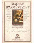 Magyar iparművészet 2009/1 - Fekete György