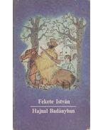 Hajnal Badányban - Fekete István