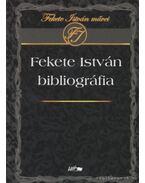Fekete István bibliográfia
