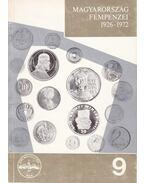 Magyarország fémpénzei 1926-1972