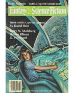 The Magazine of Fantasy and Science Fiction Volume 71, No. 1. - FERMAN, EDWARD L. (ed.)