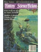 The Magazine of Fantasy and Science Fiction Volume 71, No. 2. - FERMAN, EDWARD L. (ed.)