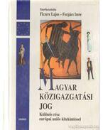 Magyar közigazgatási jog - Ficzere Lajos, Forgács Imre