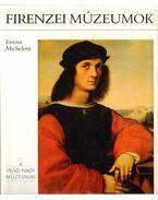 Firenzei múzeumok