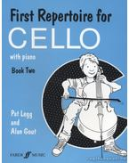 First Repertoire for Cello with piano - Book Two - Legg, Pat, Gout, Alan