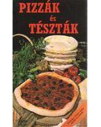 Pizzák és tészták - Fischer, Paulette