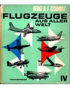 Flugzeuge aus aller Welt IV.