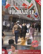 FÖLDRAJZ 10. - Probáld Ferenc, Ütőné Visi Judit