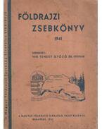 Földrajzi zsebkönyv 1941