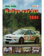 Rallye-varázs 2001 - Földy Attila