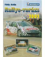 Rallye-varázs 2002 - Földy Attila
