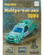 Rallye-varázs 2004 - Földy Attila