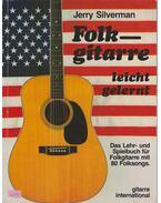 Folkgitarre - leicht gelernt