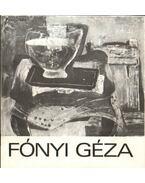 Fónyi Géza emlékkiállítása