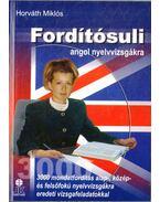 Fordítósuli angol nyelvvizsgákra