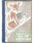 Fradi-fiúk Ausztáliában (dedikált)
