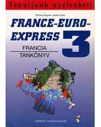 France-Euro-Express 3 - Francia tankönyv