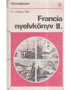 Francia nyelvkönyv II.