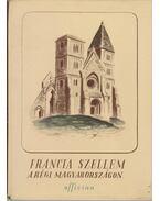 Francia szellem a régi Magyarországon