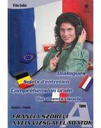 Francia szóbeli nyelvvizsgafeladatok