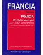 Francia képleírási gyakorlatok alap-, közép- és felsőfokon