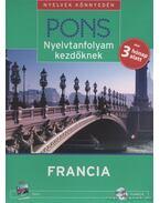 PONS - Nyelvtanfolyam kezdőknek - Francia