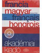 Francia - magyar kisszótár  (CD melléklettel)