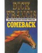 Comeback - Francis, Dick
