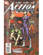Action Comics 862. - Frank, Gary, Geoff Johns