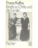 Briefe an Ottla und die Familie - Franz Kafka