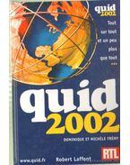 Quid 2002 - Frémy, Dominique, Frémy, Micéle