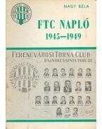 FTC napló 1945-1949