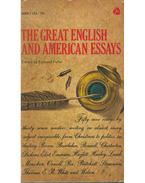 The Great English and American Essays - Fuller, Edmund (szerk.)