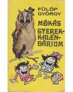 Gyerekkalendárium - Fülöp György