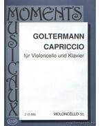 Capriccio (gordonka és zongora)
