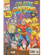 Galactic Guardians Vol. 1. No. 1