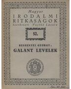 Galant levelek