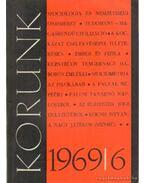 Korunk 1969/6 - Gáll Ernő