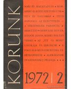 Korunk 1972/2 - Gáll Ernő
