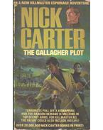 The Gallagher Plot - Carter, Nick