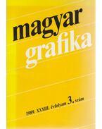 Magyar Grafika 1989. XXXIII. évfolyam 3. szám - Gara Miklós (szerk.)