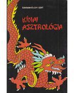 Kínai asztrológia (dedikált) - Garamvölgyi Edit